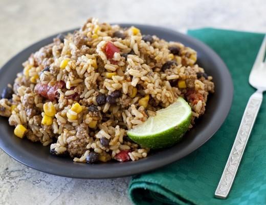 Basmati Rice Salad