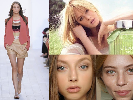 Chloé girls  inspired look