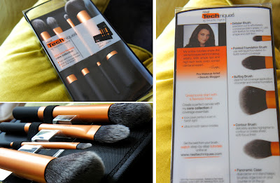 Make-Up Brushes Real Techniques Core Collection