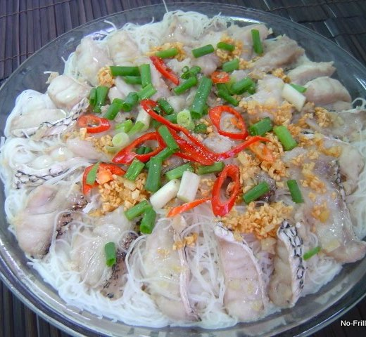 One Pot Meal - Fish with Rice