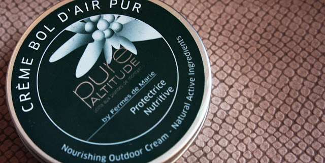 Pure Altitude Nourishing Outdoor Cream review