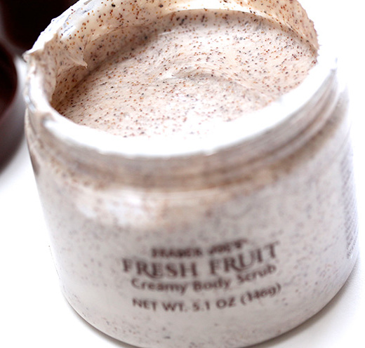 Pure Organic Body Scrub review