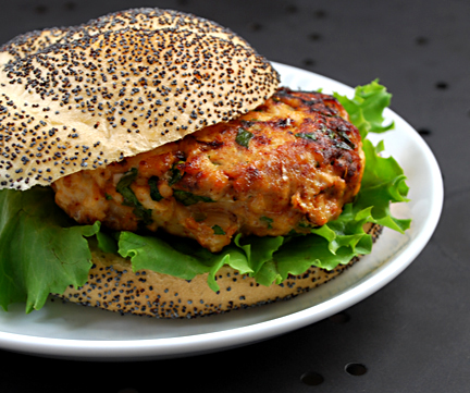 Quick & Easy Turkey Burgers