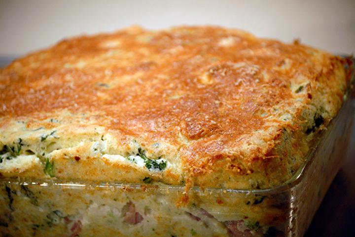 tuna souffle recipe