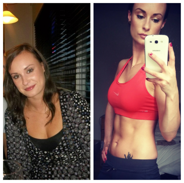 My weight loss and  fitness journey